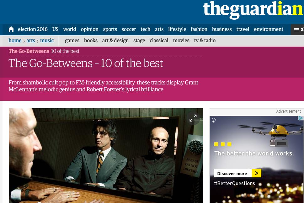 The Go-Betweens – 10 of the best