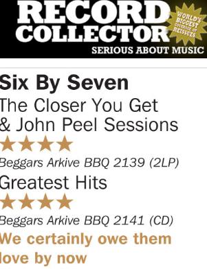<b>Record Collector</b> album reviews