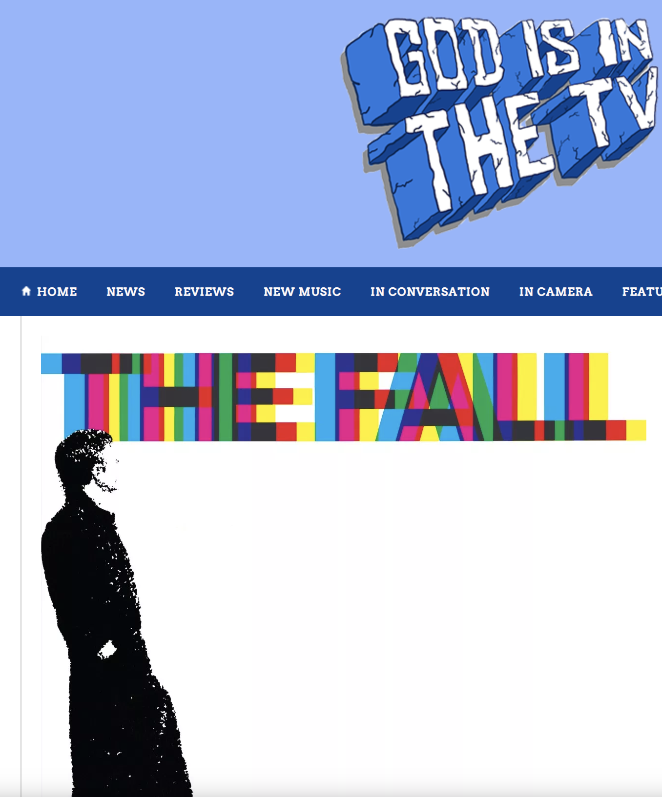 Review - The Fall – 458489 A Sides