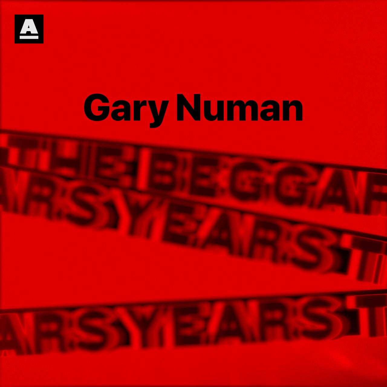 Gary Numan – The Beggars Years