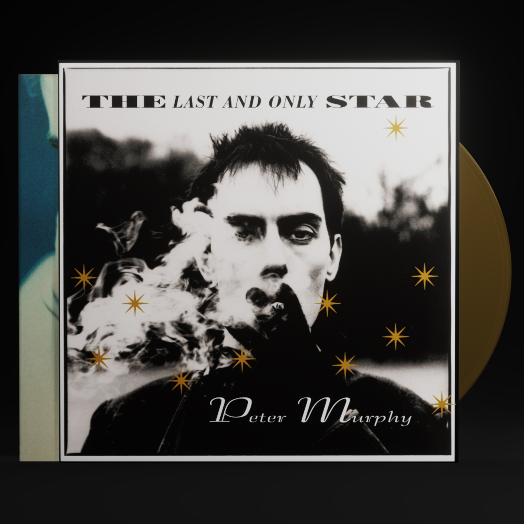 The Last And Only Star - GOLD VINYL