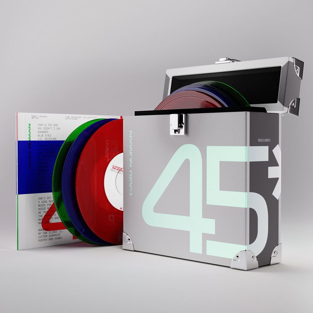 45X15 - The Singles Collection 1978-1983 <br><br>**WEBSTORE EXCLUSIVE**