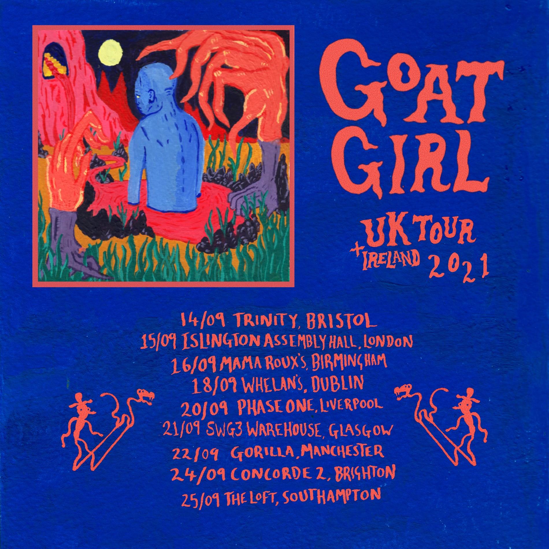 Goat Girl Tour Dates