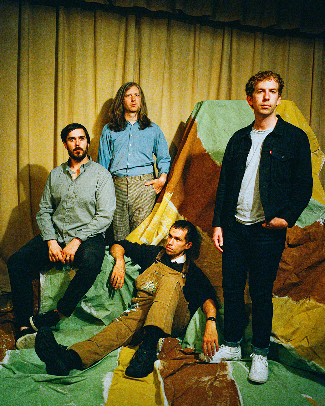 Parquet Courts Announce new album 'Sympathy for Life' and release new track
