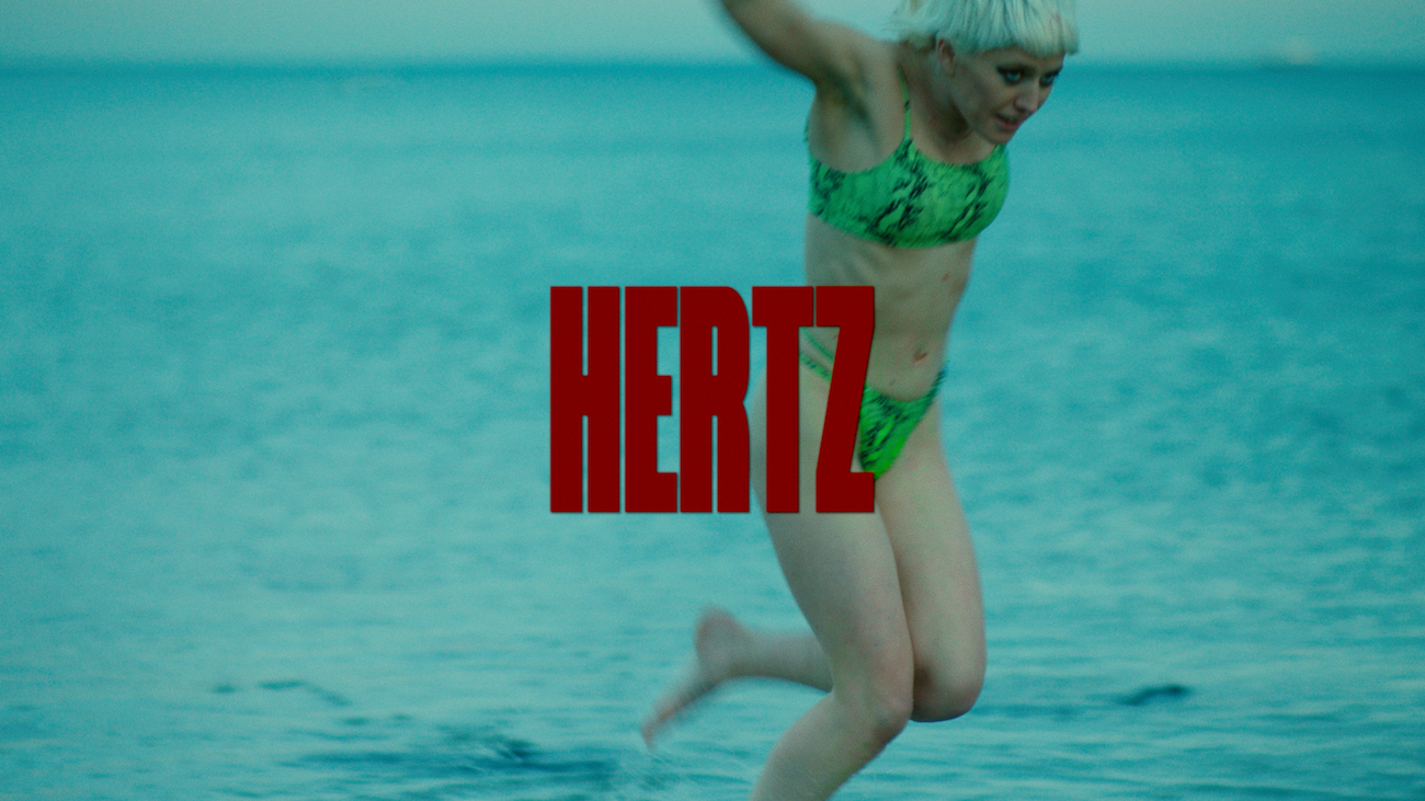 Amyl and The Sniffers Release New Song and Video 'Hertz'