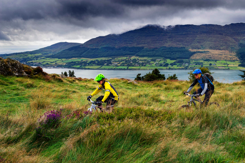 Sports cycling Mournes