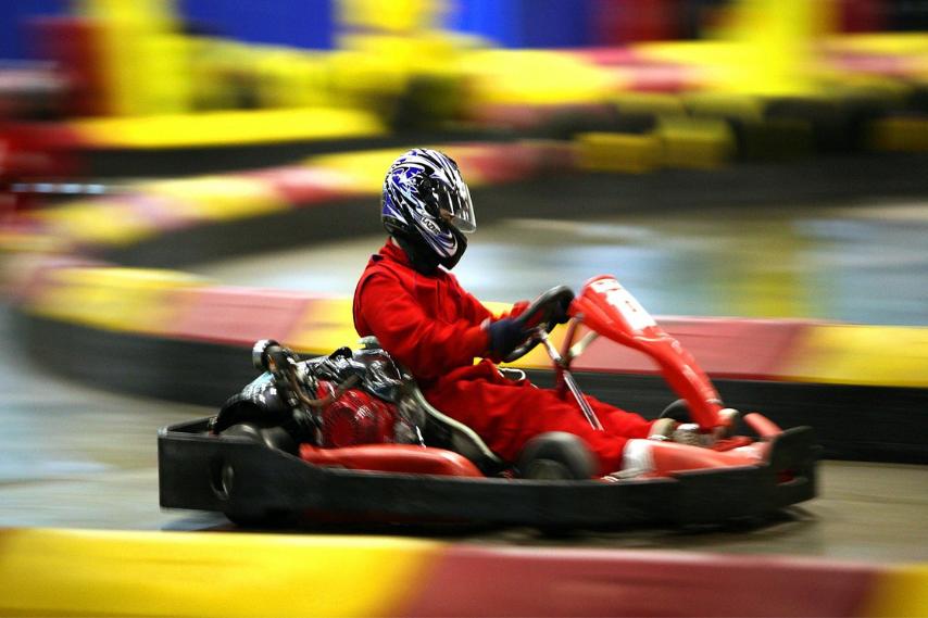 Sports racing
