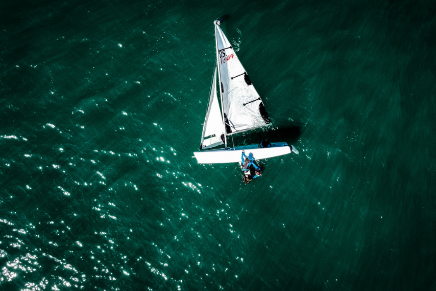 Sports sailing