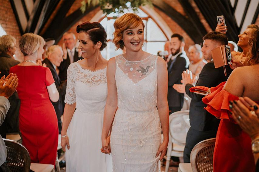 Annette laura wedding 1