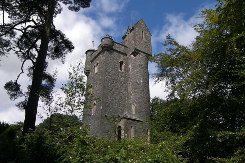 helens-tower, clandeboye-way, walk