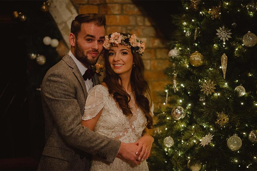 Clare robert wedding 2