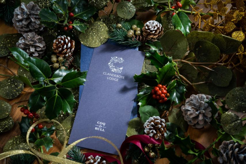 Gift vouchers christmas