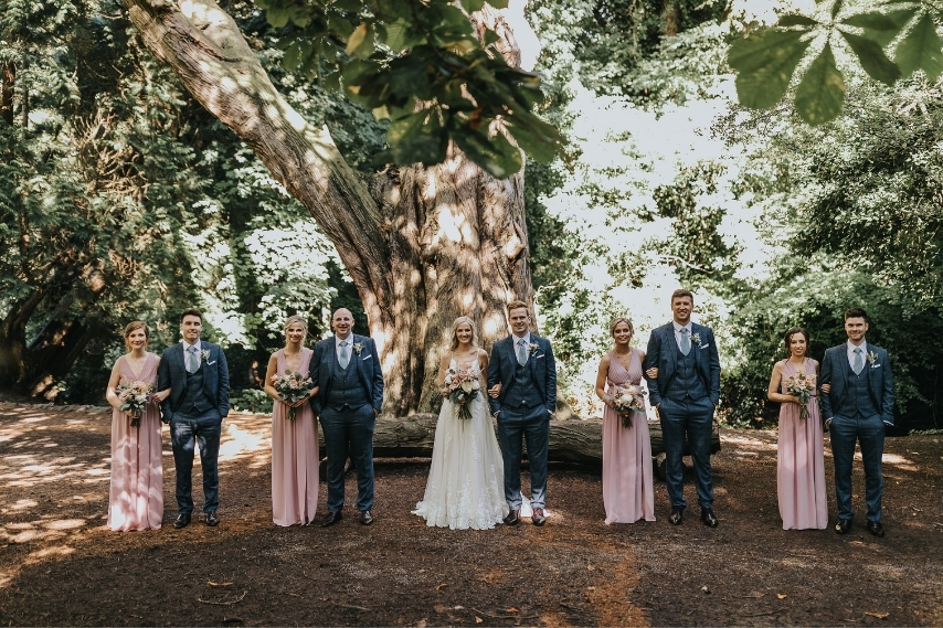 Gilliland wedding clandeboye lodge 2