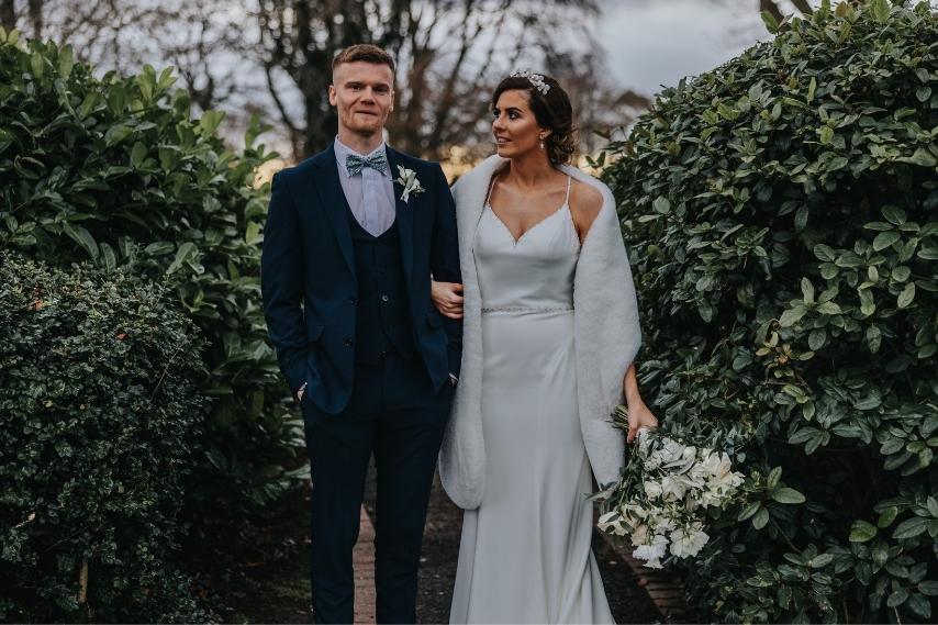 Laura russell wedding 1