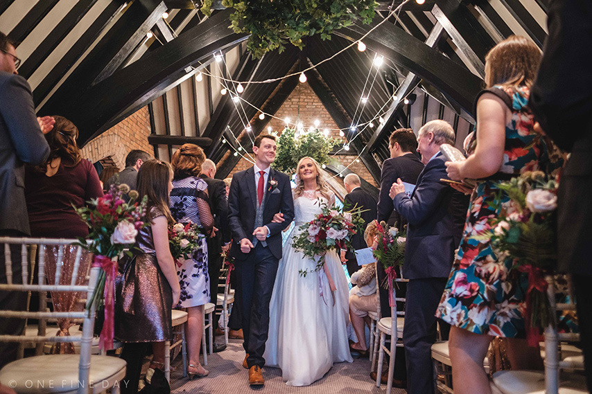 Leanne ben wedding 1