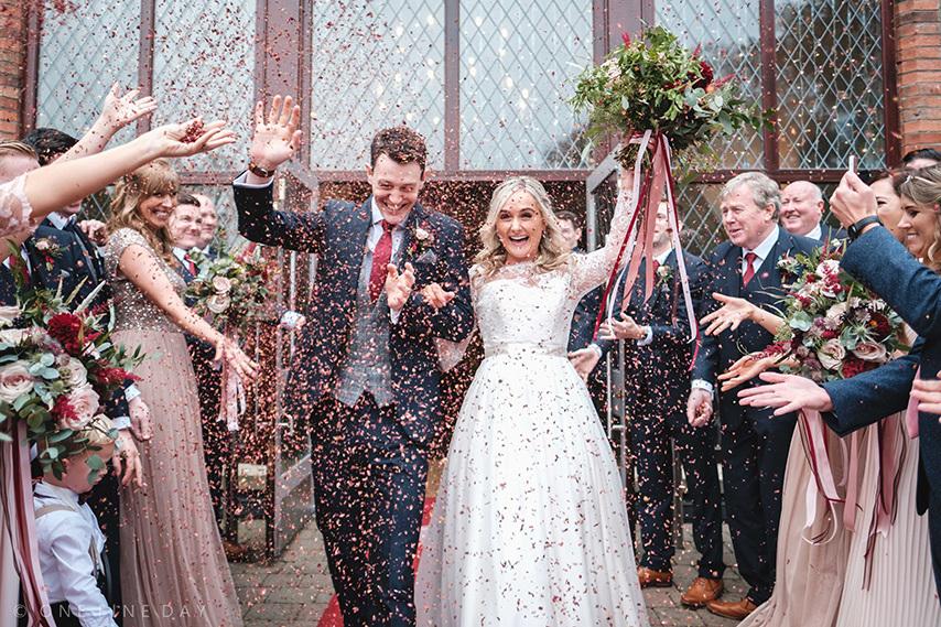Leanne ben wedding 2