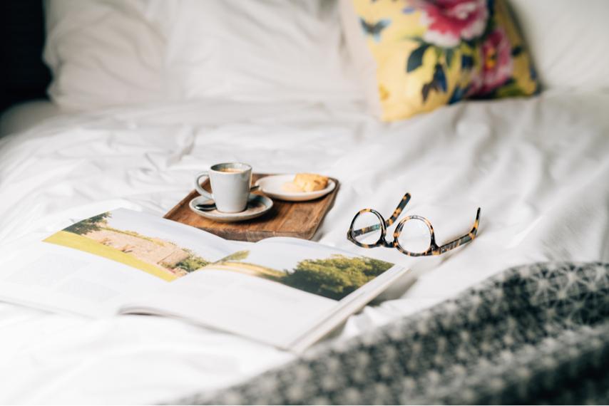 Luxury bedrooms clandeboye lodge