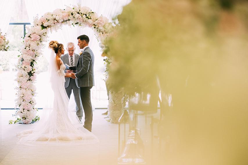 Stacey darren wedding 1