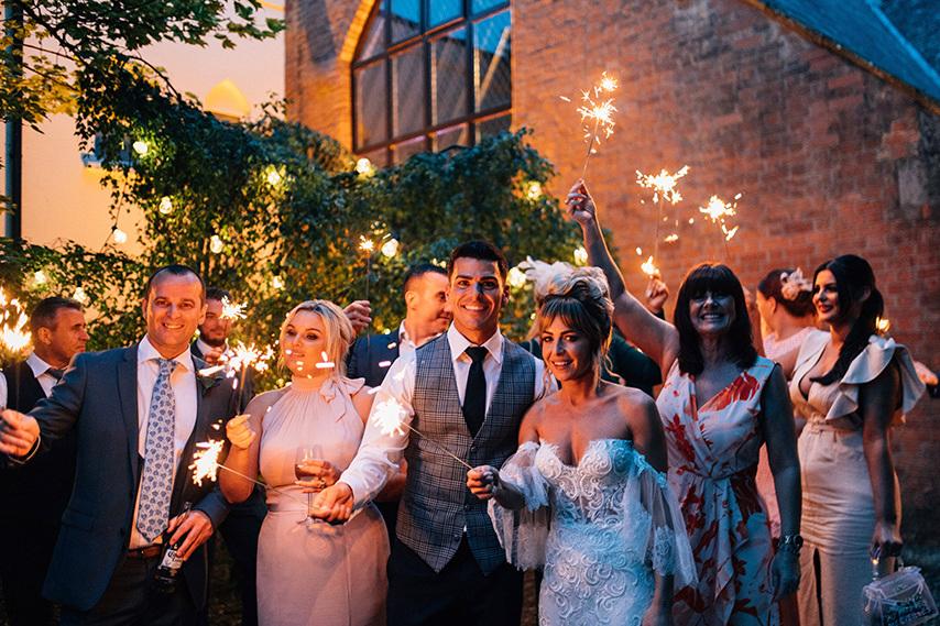 Stacey darren wedding 2
