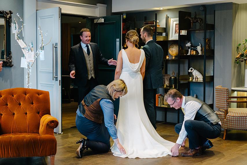 Wedding team excellence always 6