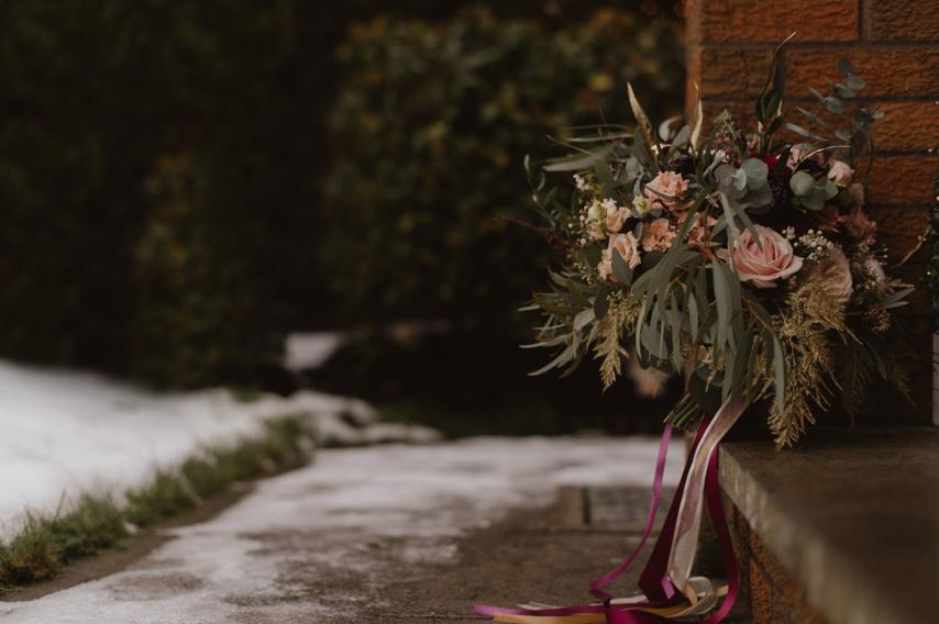 Wonderful Winter wedding package