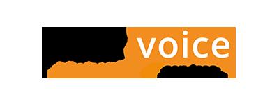 Clear Voice logo