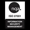 ISO 27001 Badge