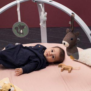 Babymadrass til Franck & Fischer