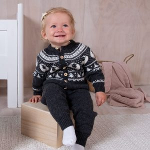 Bluum strikkedress - Billebæ - Pure Eco Baby Wool