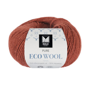 Pure Eco Wool Terracotta