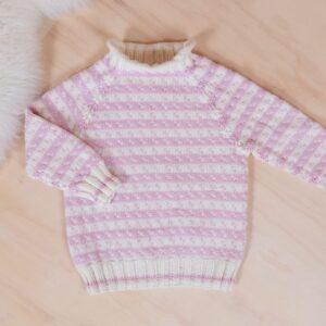 Bluum strikkegenser - Emilie i Zara Plus