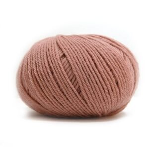 Pure Eco Baby Wool Dus gammelrosa
