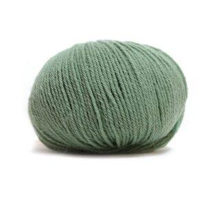 Pure Eco Baby Wool Jadegrønn