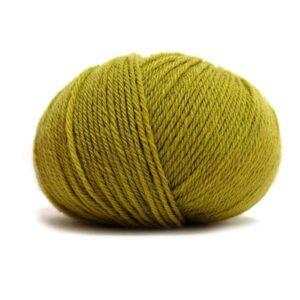 Pure Eco Baby Wool Vårgrønn