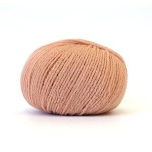 Pure Eco Baby Wool Dus fersken