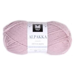 Alpakka Lys rosa 4203