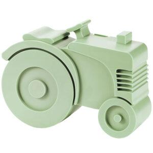 Matboks toroms - traktor (lys grønn)