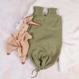 Bluum sparkepose i Pure Eco baby Wool
