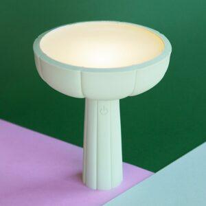 Lampe/Lykt (lys grønn)