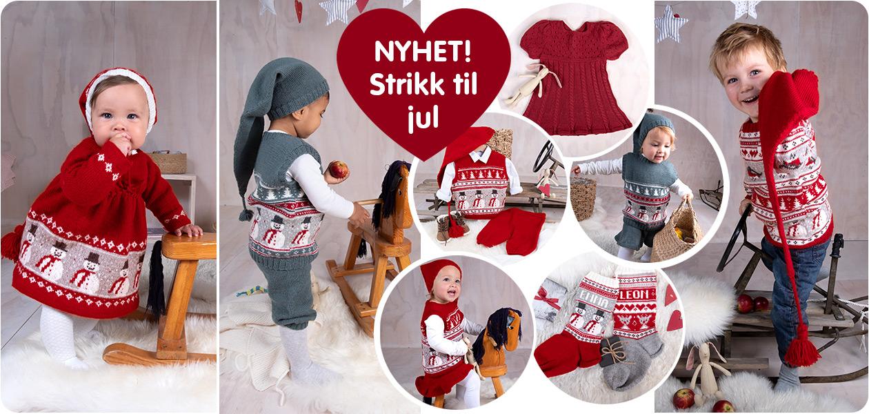 Strikk til jul