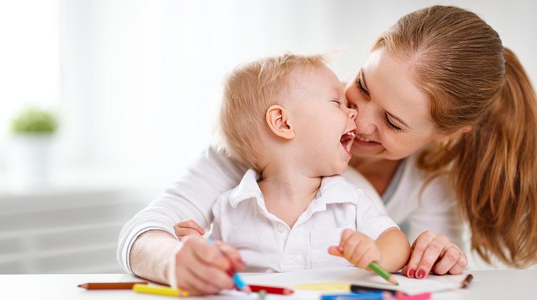 At en aktivitet er lystbetont og frivillig er viktig når barnet skal lære noe. Illustrasjonsfoto: iStock
