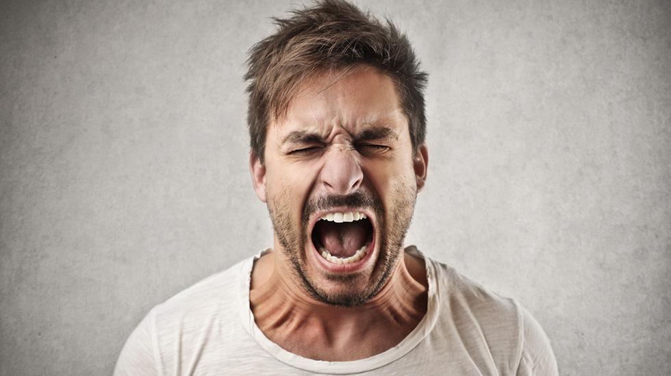 Det er lov å bli sint på barnet, mener Jesper Juul. Illustrasjonsfoto: Shutterstock