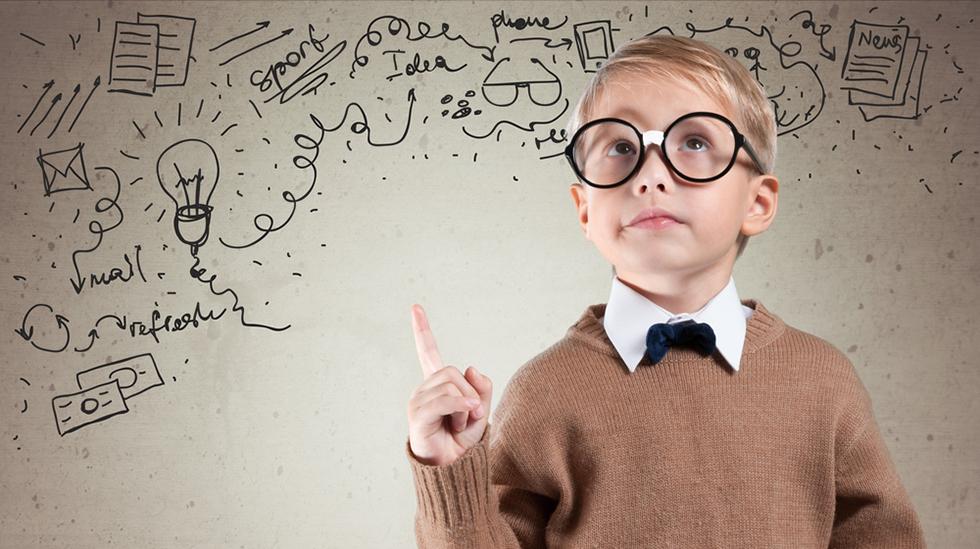 Har du et høyt begavet barn? Illustrasjonsfoto: Shutterstock