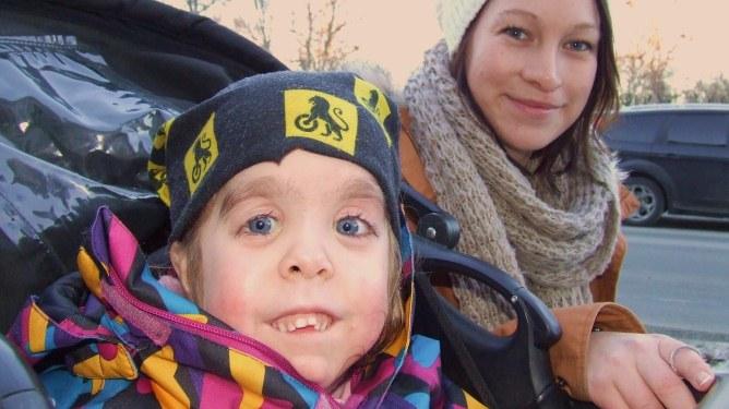 Hailey Sophie og Maj. Foto: Jan-Are Hansen