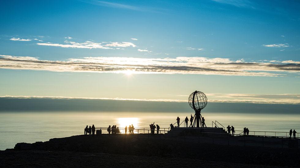 Nordkapp-platået. Foto: Shutterstock
