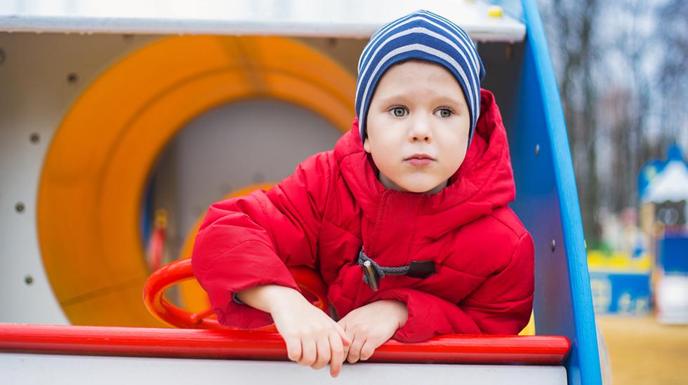 """Dumt å være """"den nye"""" det siste året i barnehagen? Illustrasjonsfoto: Shutterstock"""