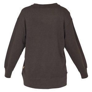 """FREJA sweater i fargen """"Brun"""""""