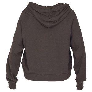 "SHERRI hoodie i fargen ""Brun"""