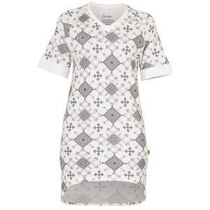 """GODIVA t-skjorte i mønster """"Stjerneskinn"""" tornado"""