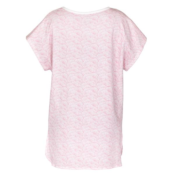 Andrea-kjole-lovetann-rosa-back
